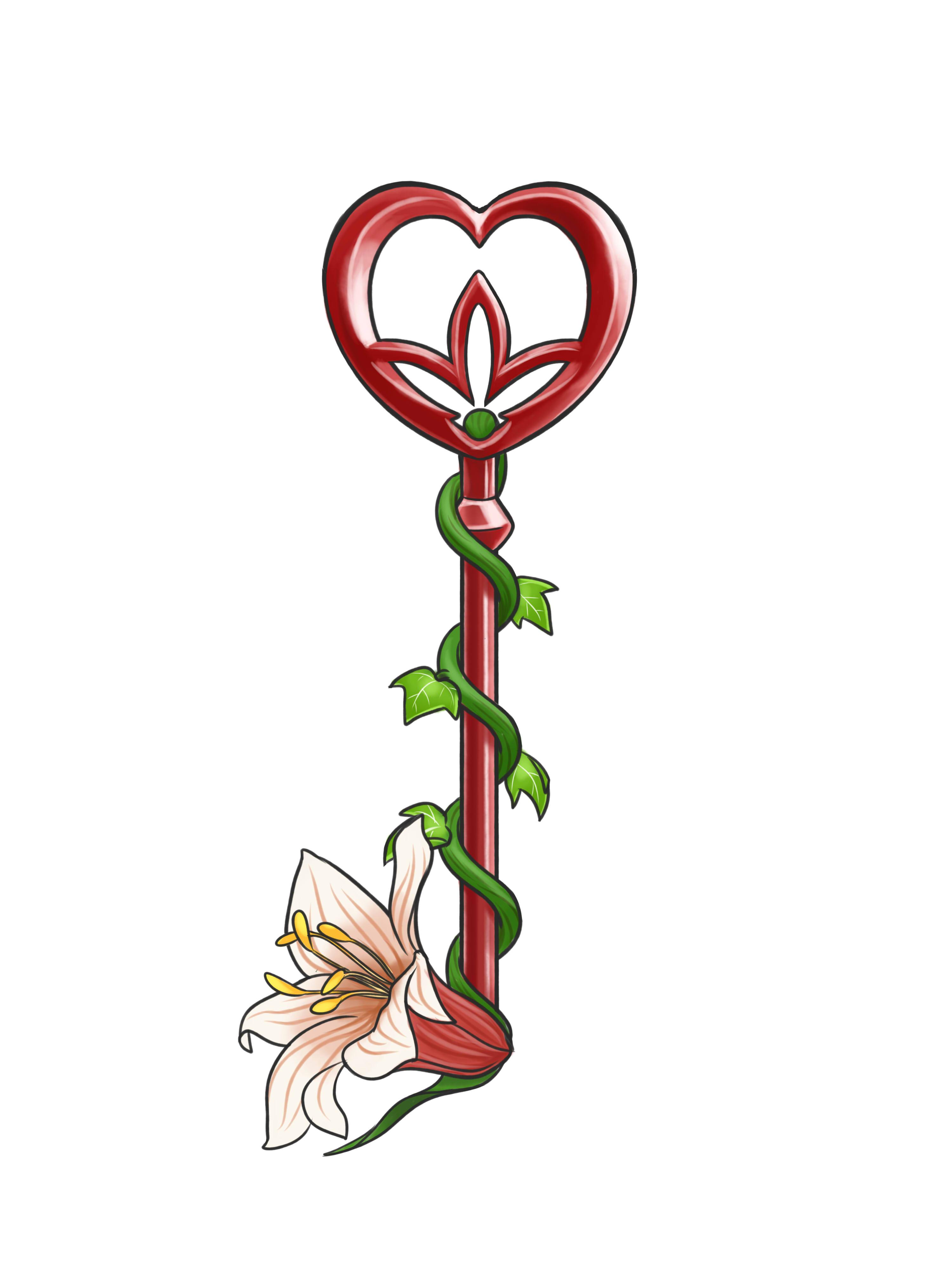 llave ala amor