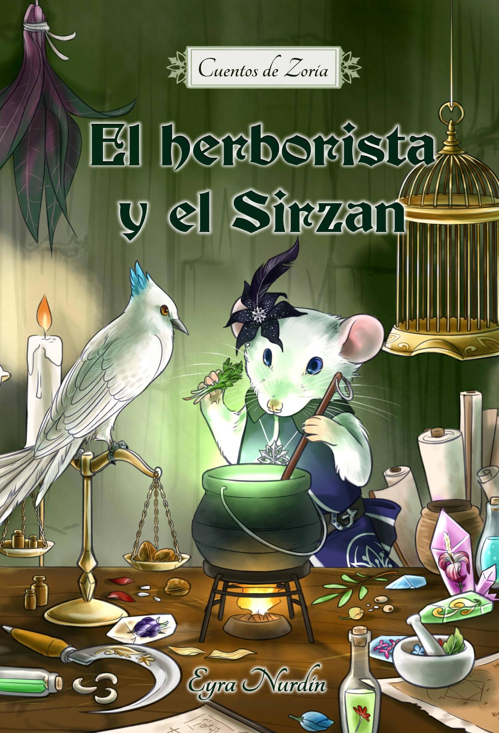 El herborista y el Sirzan