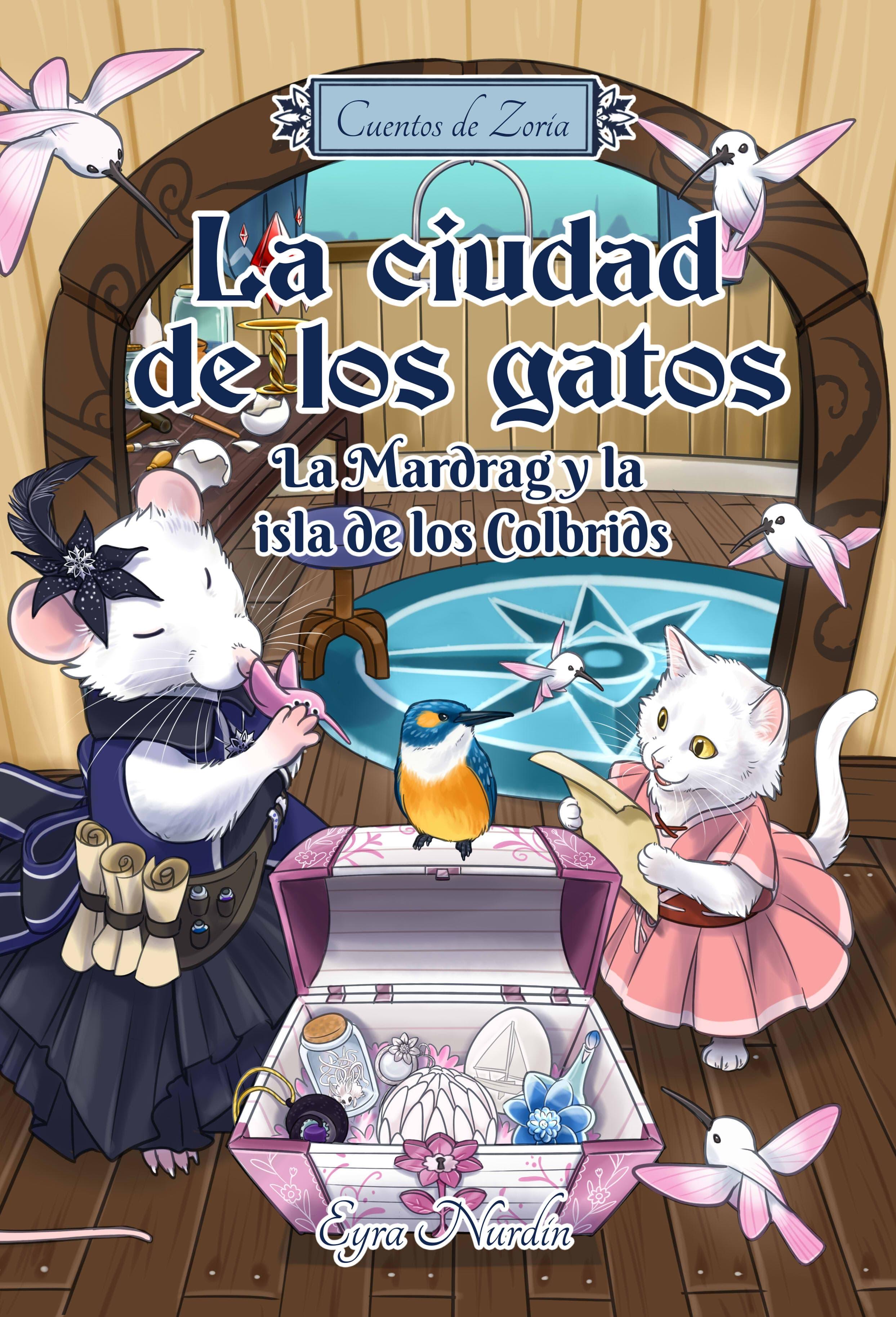 La ciudad de los gatos: La Mardrag y la isla de los Colbrids